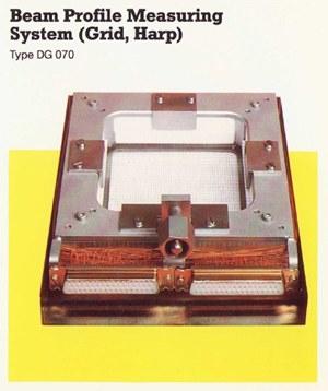 Beam Profile Measuring System