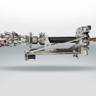 6 Axis LHe Cryostat Manipulator (open cycle, 7K)