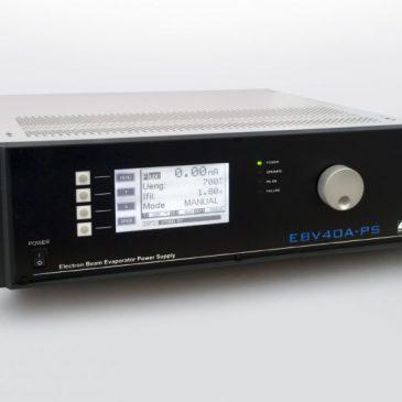 Electron Beam Evaporator Power Supply EBV40A-PS
