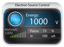 Electron Source Control