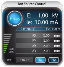 ION Source Control