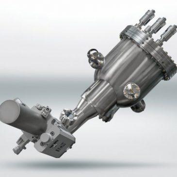 X-ray source with monochromator RMC50